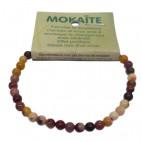 mokaïte bracelet très petites boules