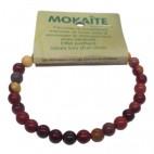 mokaïte bracelet petites boules