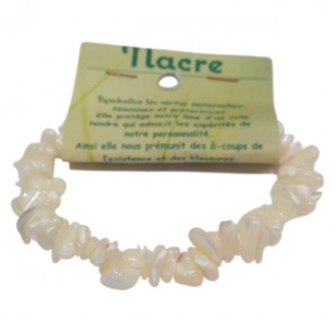 nacre bracelet baroque