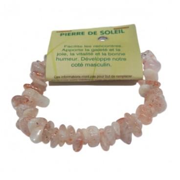 pierre de soleil grand bracelet baroque