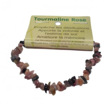 tourmaline rose bracelet baroque
