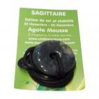 agate mousse donut (sagittaire)
