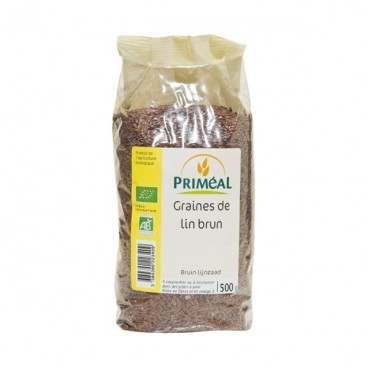 Graines de lin brun 500g