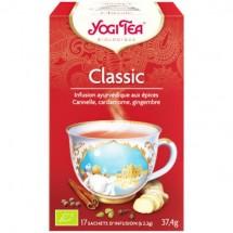 YOGI TEA - Classic - infusion ayurvédique aux épices, 17 sachets