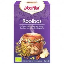 Rooibos - infusion ayurvédique aux épices, 17 sachets