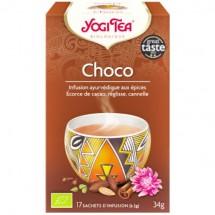 Choco - infusion ayurvédique aux épices, 17 sachets