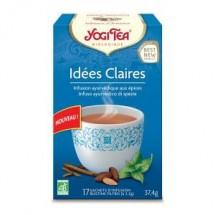 Idées Claires - Infusion ayurvédique aux épices, 17 sachets