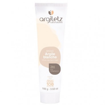 Argile blanche - masque 100g