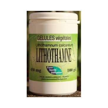 Lithothamne - 100 gélules