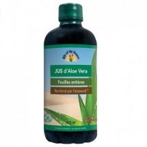 Jus d'aloé vera - feuilles entières 473ml