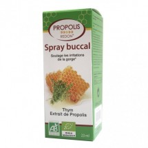 Spray buccal - soulage les irritations de la gorge 23ml