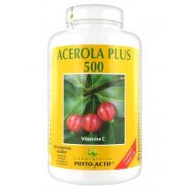 Acerola plus 500 - vitamine C - 100 comprimés