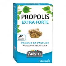 Propolis - extra forte - primeur de peuplier - protection & résistance - 40 gélules