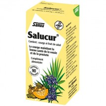 Salucur - courge et fruit de sabal - vessie et prostate - 90 capsules