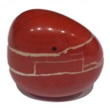jaspe rouge petit galet