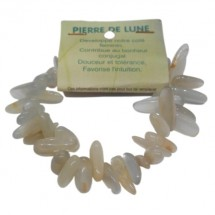 pierre de lune grand bracelet baroque