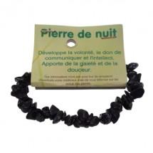 pierre de nuit bracelet baroque