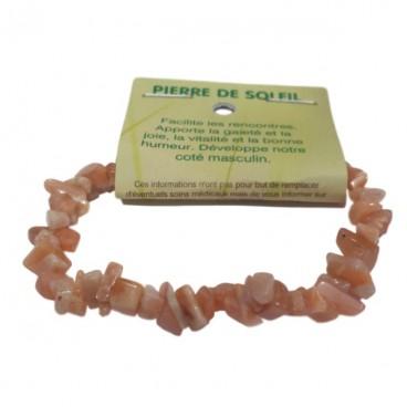 pierre de soleil bracelet baroque
