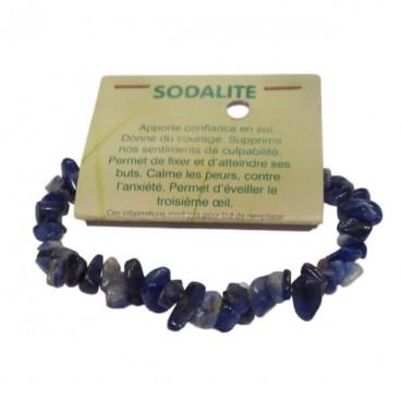 sodalite bracelet baroque