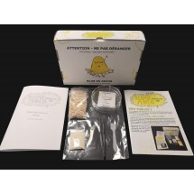 Slime mold culture kit - Discovery - Petri dishes not prepared