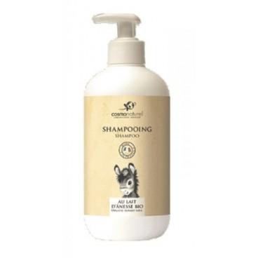 Shampoing au lait d'ânesse bio 500ml