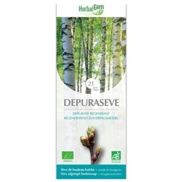 Depuraseve - dépuratif à la sève de bouleau fraîche + extraits de bourgeons 250ml