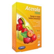 Acerola 1000 - énergie & vitalité - soutien immunitaire - 30 comprimés
