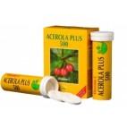 Acerola plus 500 - vitamine C - 1 tube offert - 30+15 comprimés