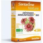 Défenses immunitaires + bio - 20 ampoules de 10ml