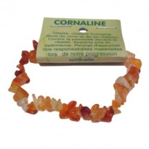 cornaline bracelet baroque