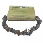 labradorite bracelet baroque