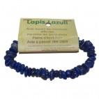 lapis lazuli bracelet baroque